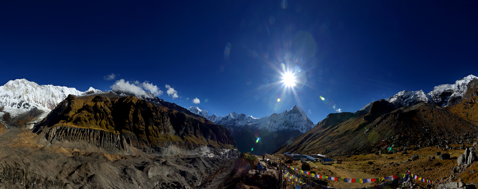 Annapurna Base Camp Trek 14 Days
