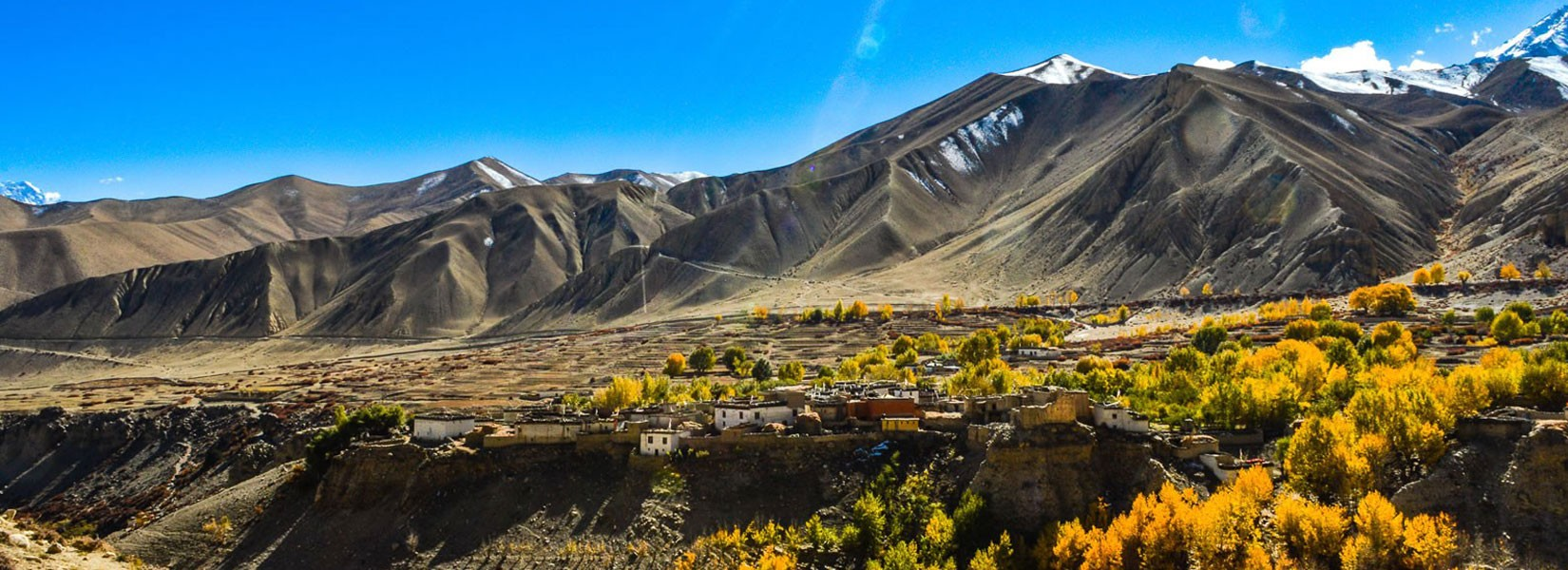 Appropriate Route for Muktinath Yatra