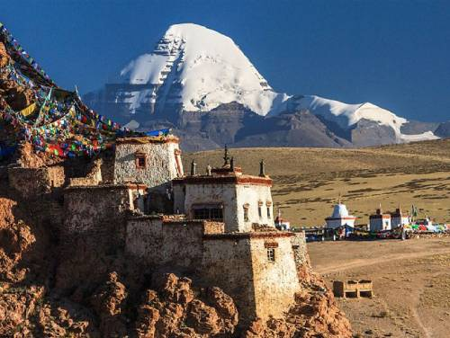 Holy Mount Kailash/Overland Yatra From Kerung