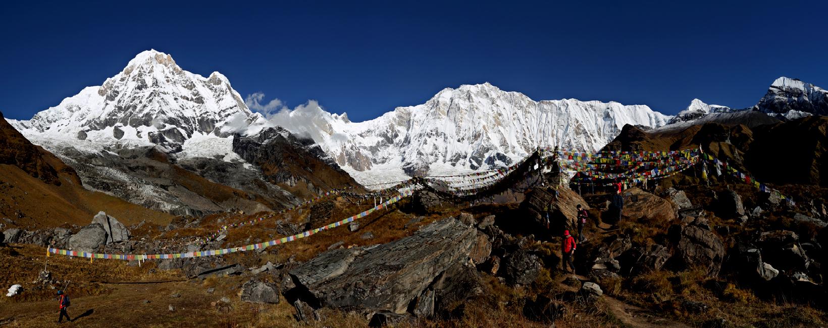 Annapurna Base Camp   Annapurna Sanctuary Trek