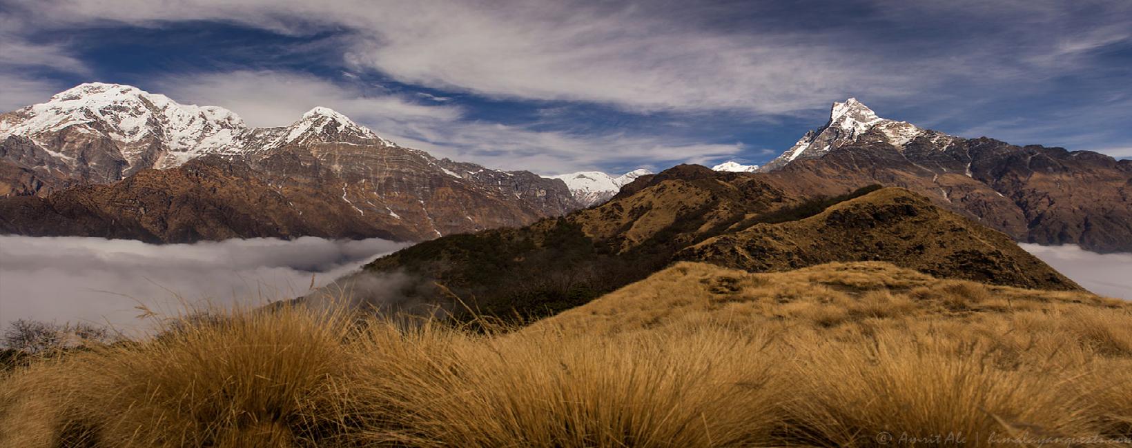 Mardi Himal Trek 5 Days
