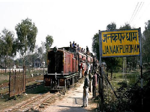Janakpur Temple Tour